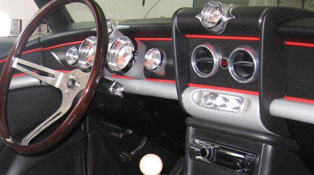 Kidd Darrin's Restoration and Custom Built Cars Melbourne Florida